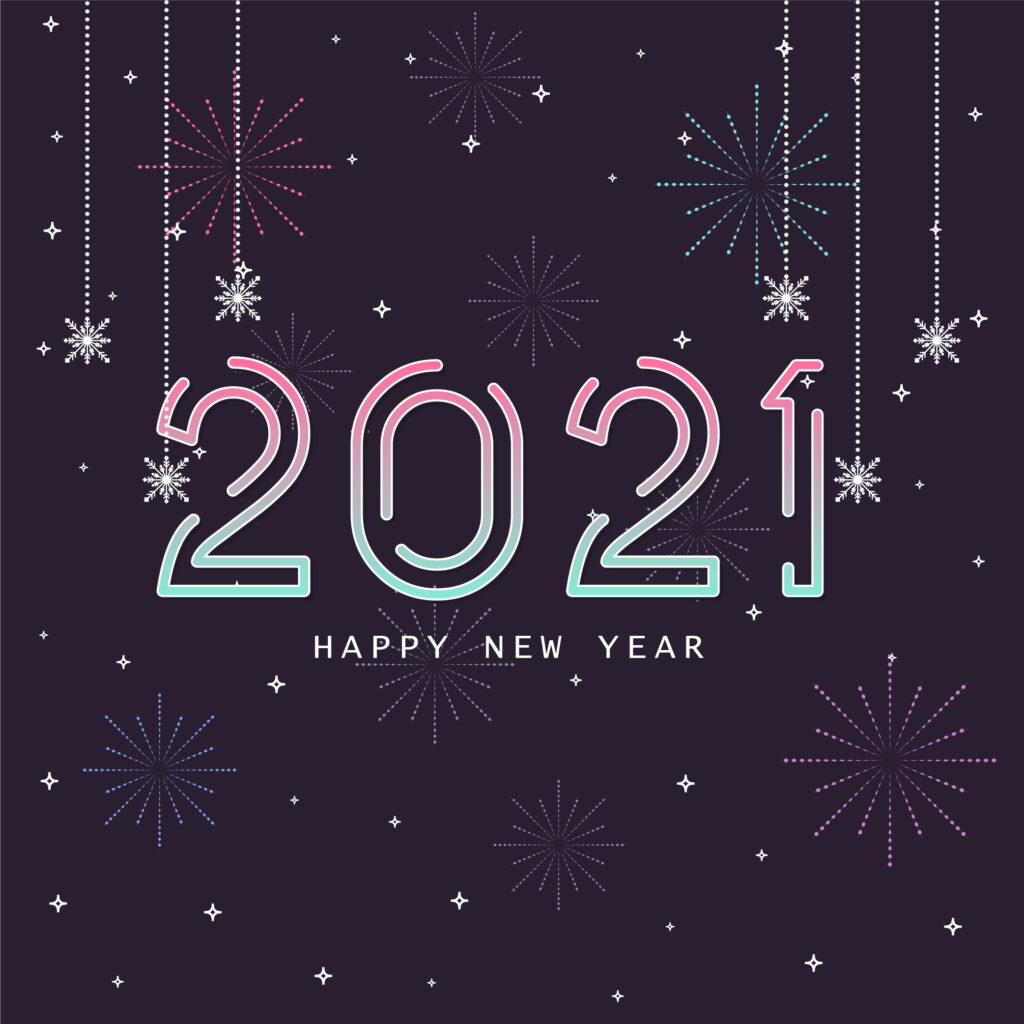 Happy New Year 2021 Hd Wallpapers Facts Traditions History Wallhell Com